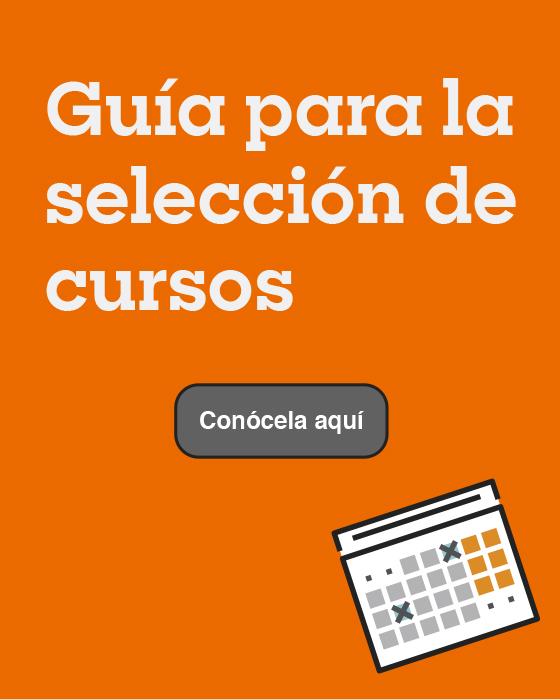 Guía de Selección de cursos Ene 2021 Universidad Anáhauc México