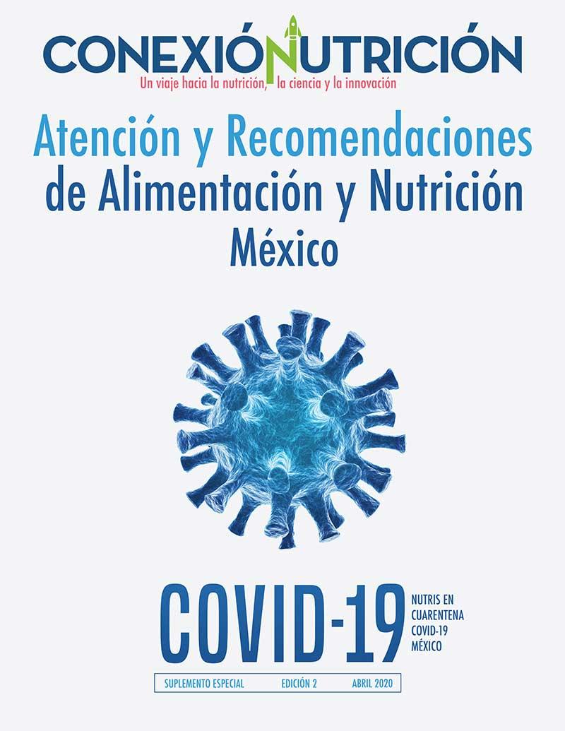 ATENCIÓN Y RECOMENDACIONES DE ALIMENTACIÓN Y NUTRICIÓN