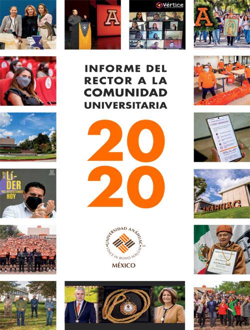 Informe del Rector 2020