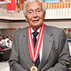 Medalla en Arquitectura