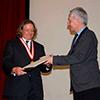Medalla Liderazgo Anáhuac