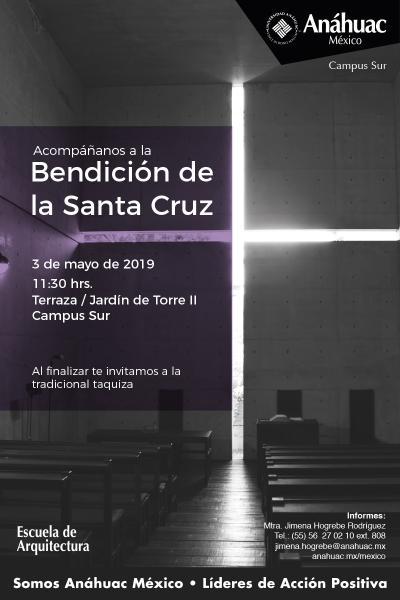 Bendición De La Santa Cruz Facultad De Arquitectura