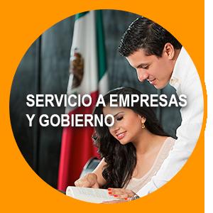 Servicio a Empresas y Gobierno