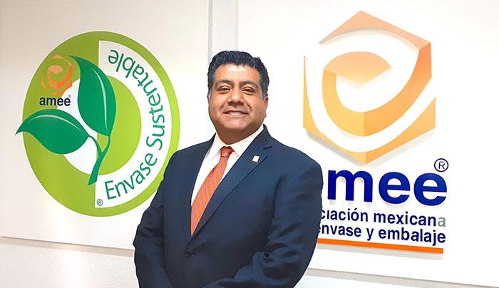 Hiram Cruz, director general de la AMEE, comparte su experiencia profesional