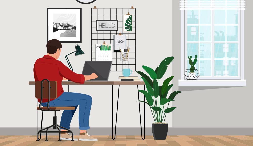 Home Office como medida para contrarrestar el COVID-19