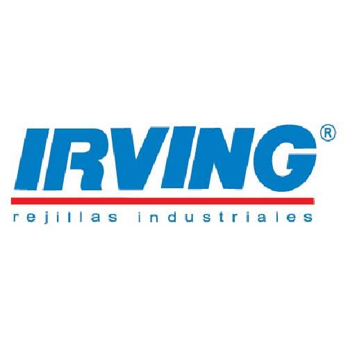 Irving Rejillas Industriales