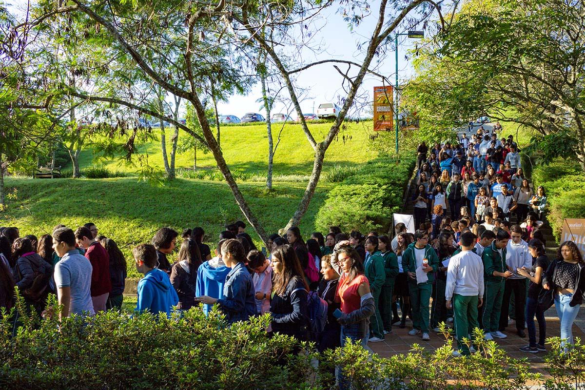 1 / 28 - Los alumnos Anáhuac contagian de entusiasmo el Campus Visit