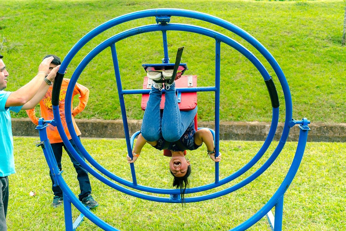 20 / 28 - Los alumnos Anáhuac contagian de entusiasmo el Campus Visit