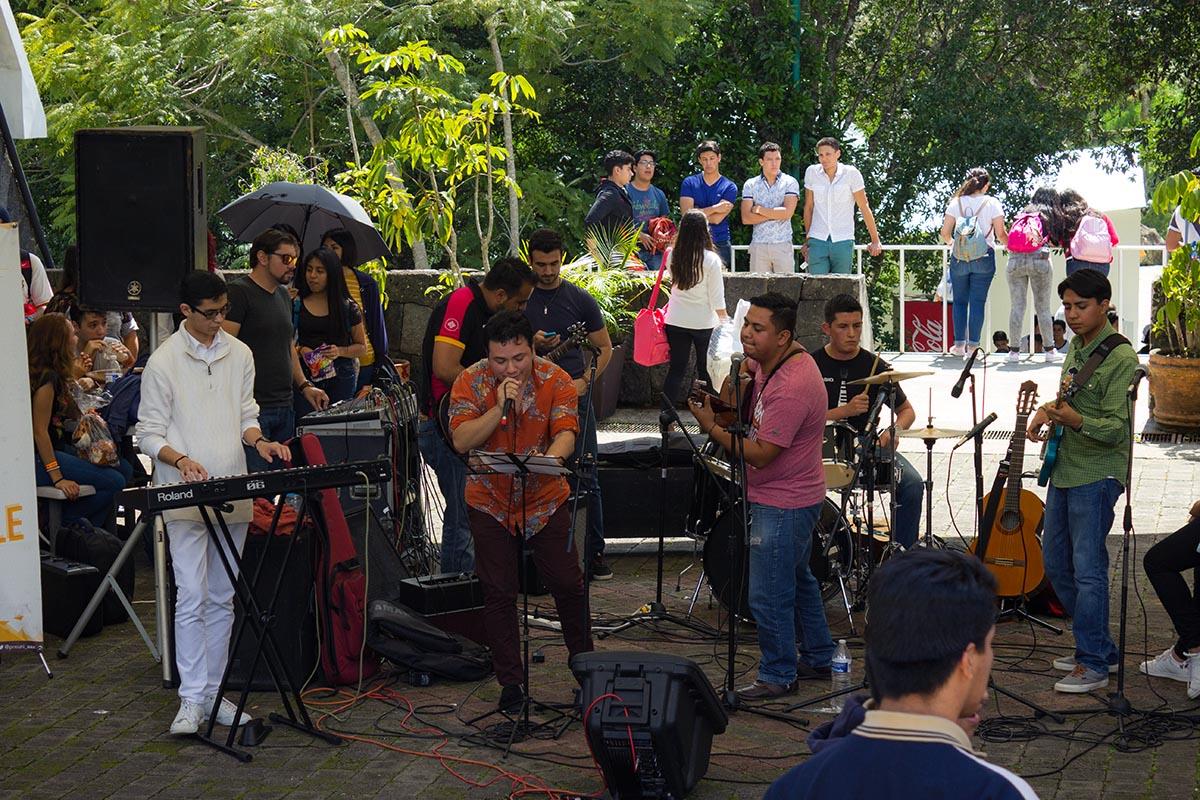 24 / 28 - Los alumnos Anáhuac contagian de entusiasmo el Campus Visit