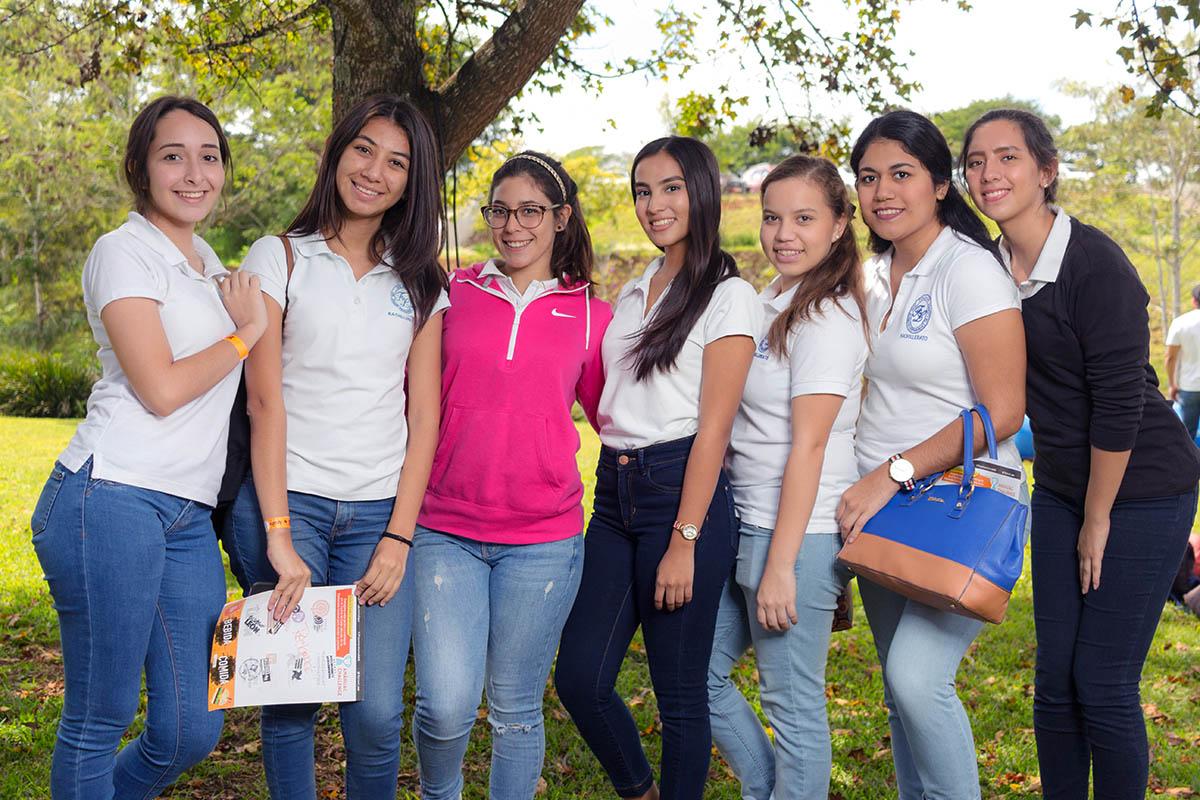 26 / 28 - Los alumnos Anáhuac contagian de entusiasmo el Campus Visit