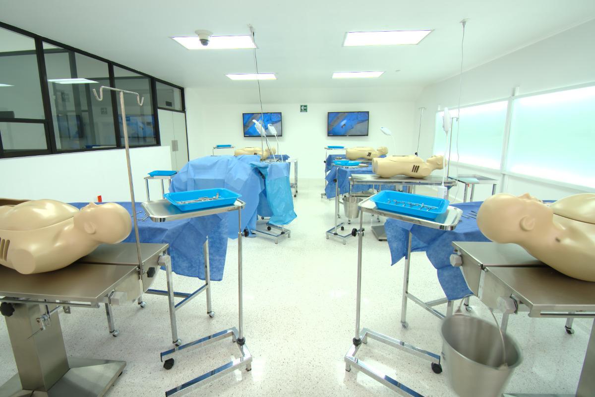 Laboratorio de Simulación Quirúrgica, Centro de Estudios y Tecnología Aplicada a las Ciencias de la Salud