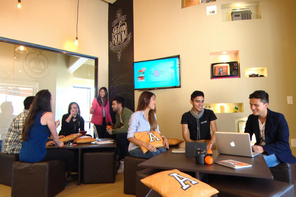 Idea Room, Central Media