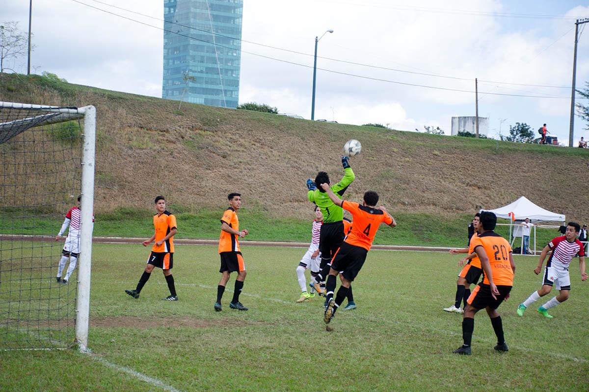 4 / 12 - Jornada Deportiva del 16 al 18 de Noviembre