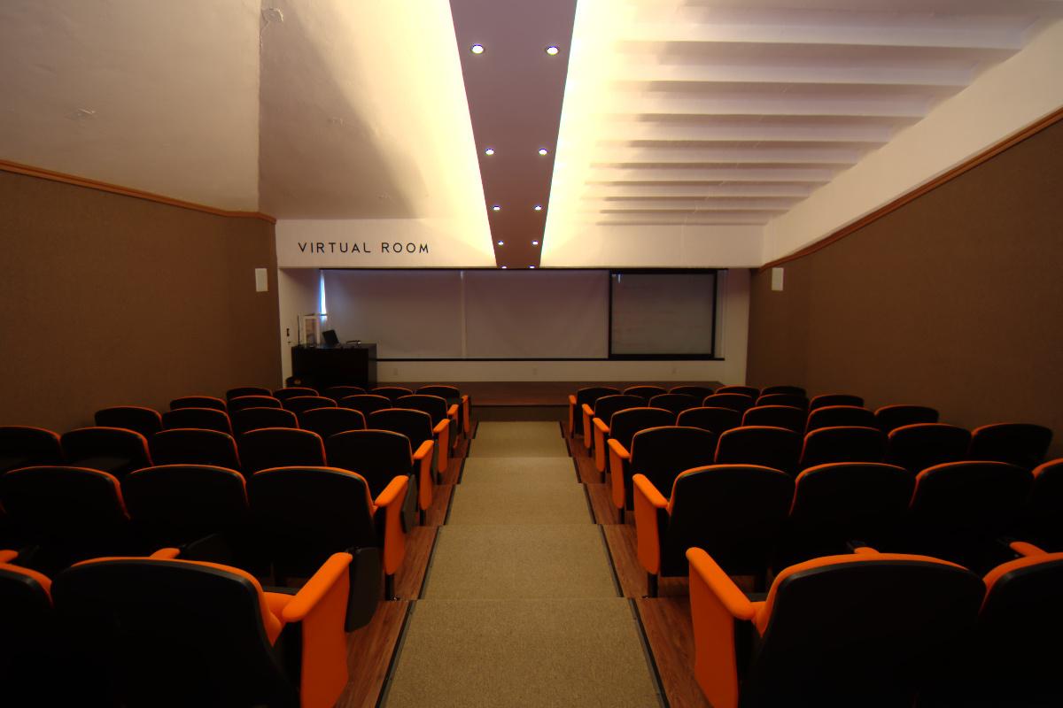 Virtual Room, Management & Innovation Center