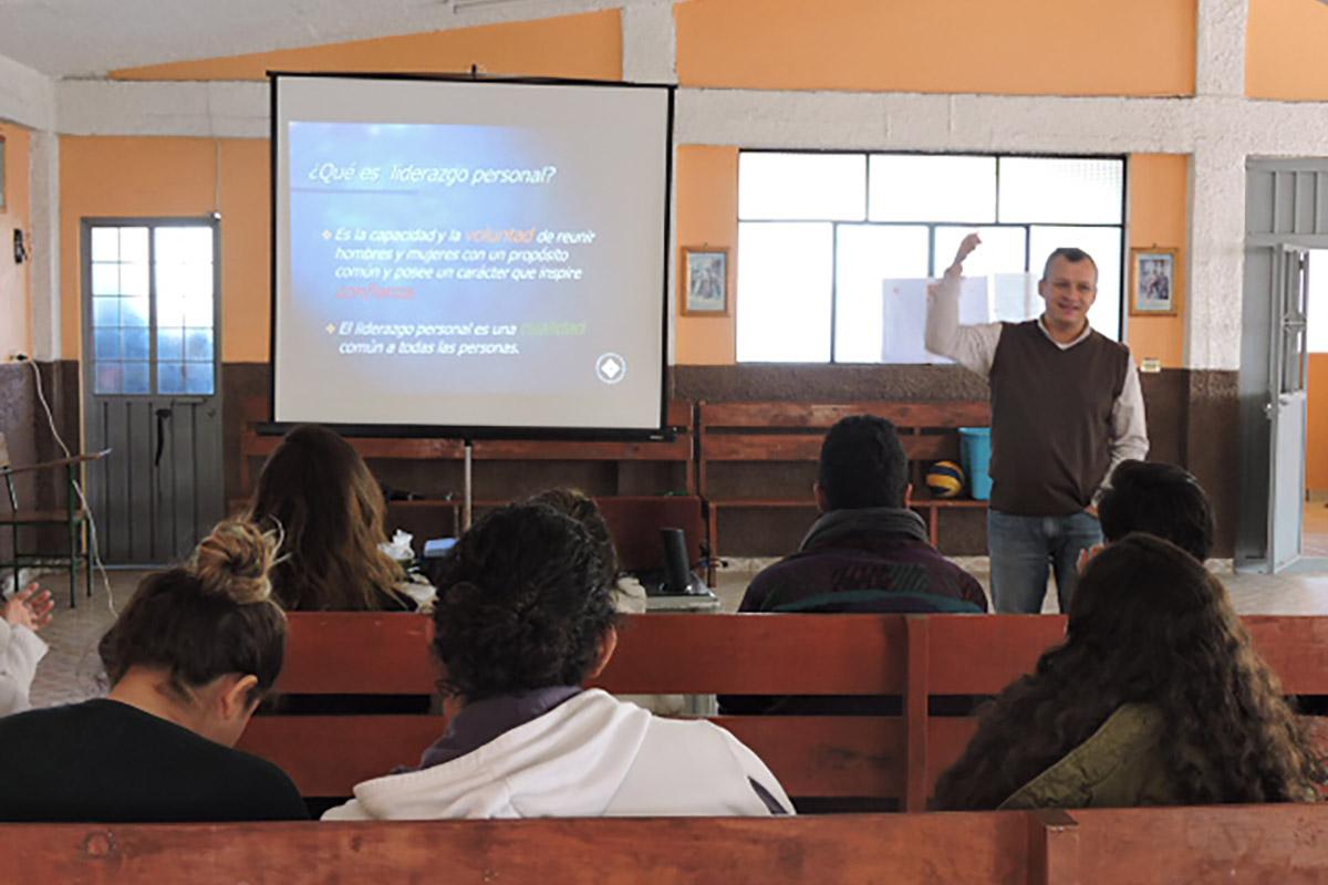 3 / 8 - Primer Seminario de Integración de Grupos de Liderazgo