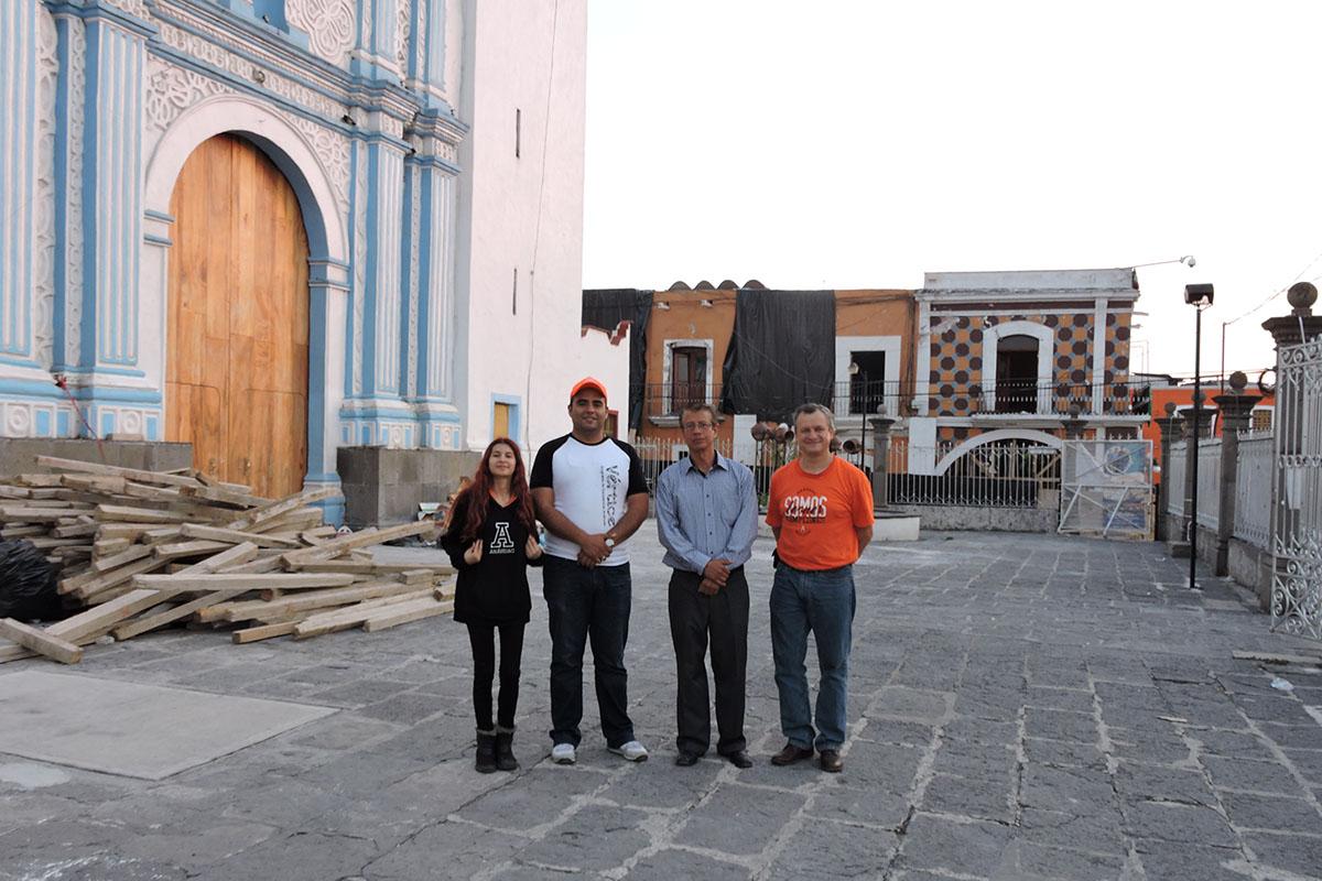 2 / 4 - La Solidaridad de los Veracruzanos llega a Tierras Poblanas