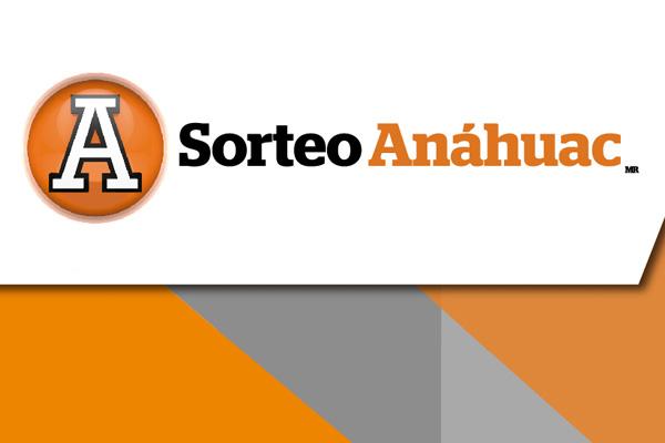 Sorteo Anáhuac 2017