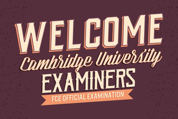 FCE Official Examination