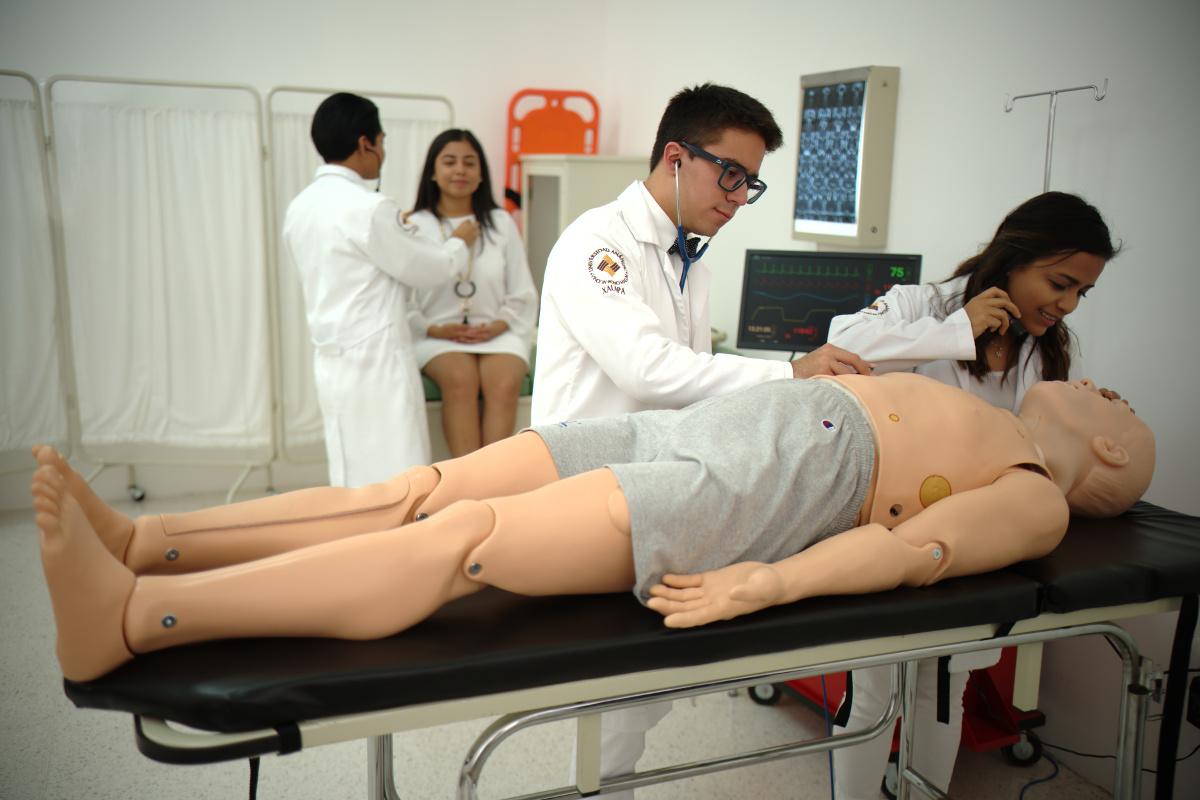 Laboratorio de Simulación Clínica, Centro de Estudios y Tecnología Aplicada a las Ciencias de la Salud
