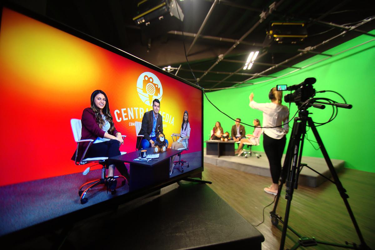 Set de Video, Central Media