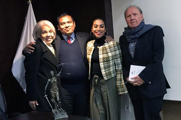 Presentación del libro Una historia de los Derechos Humanos en México