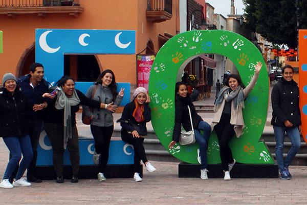 Alumnos de Economía y Negocios viajaron a Querétaro