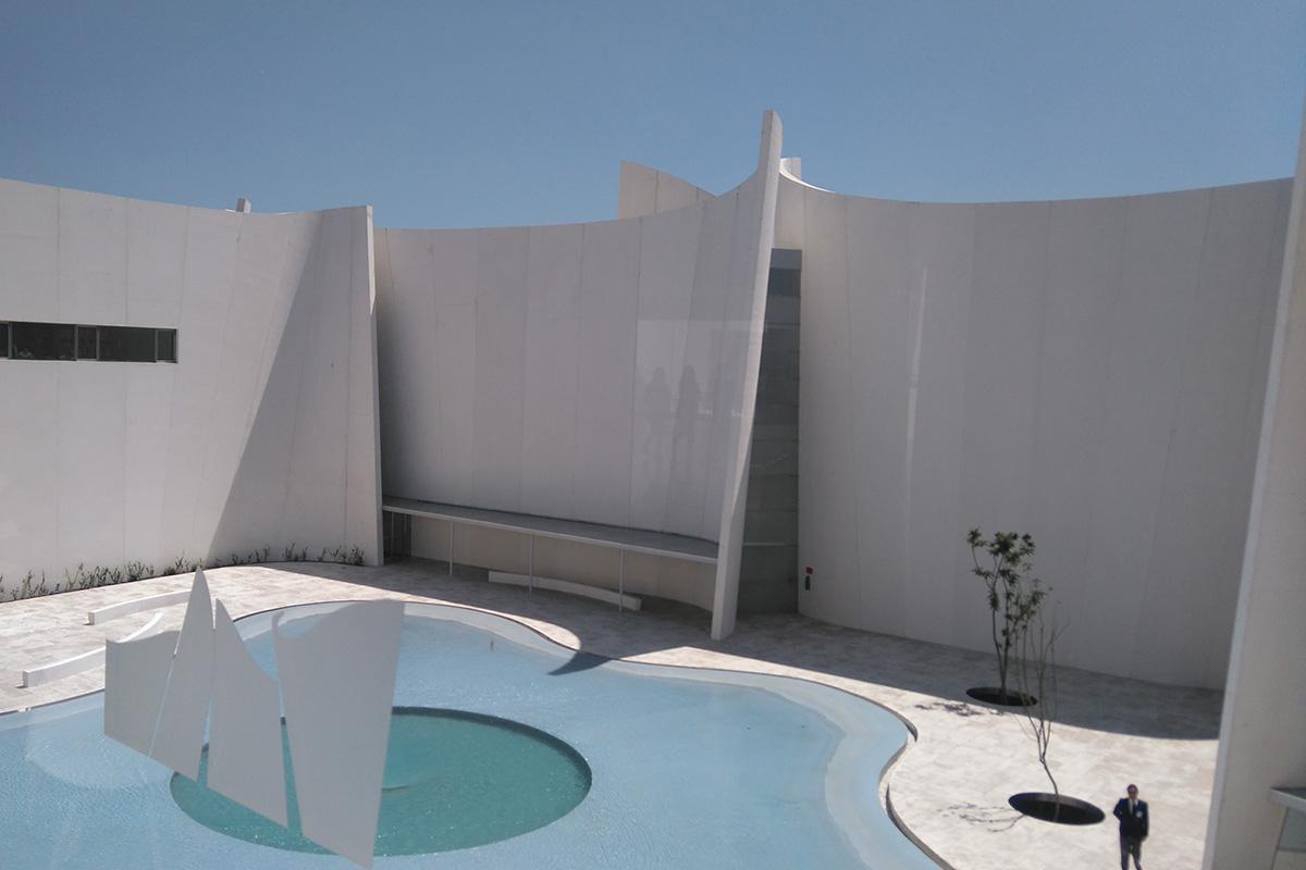 3 / 11 - Arquitectura y Diseño Gráfico visitan el Museo Internacional del Barroco