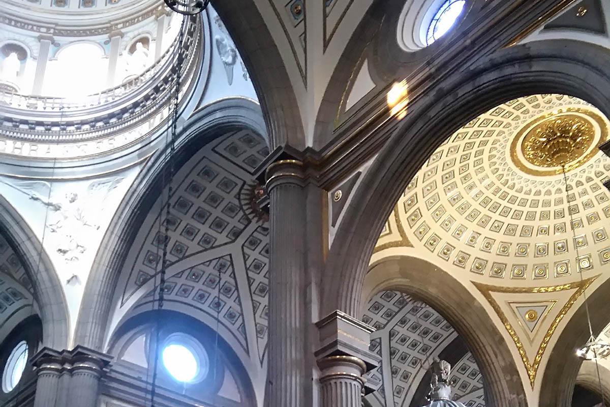 6 / 11 - Arquitectura y Diseño Gráfico visitan el Museo Internacional del Barroco