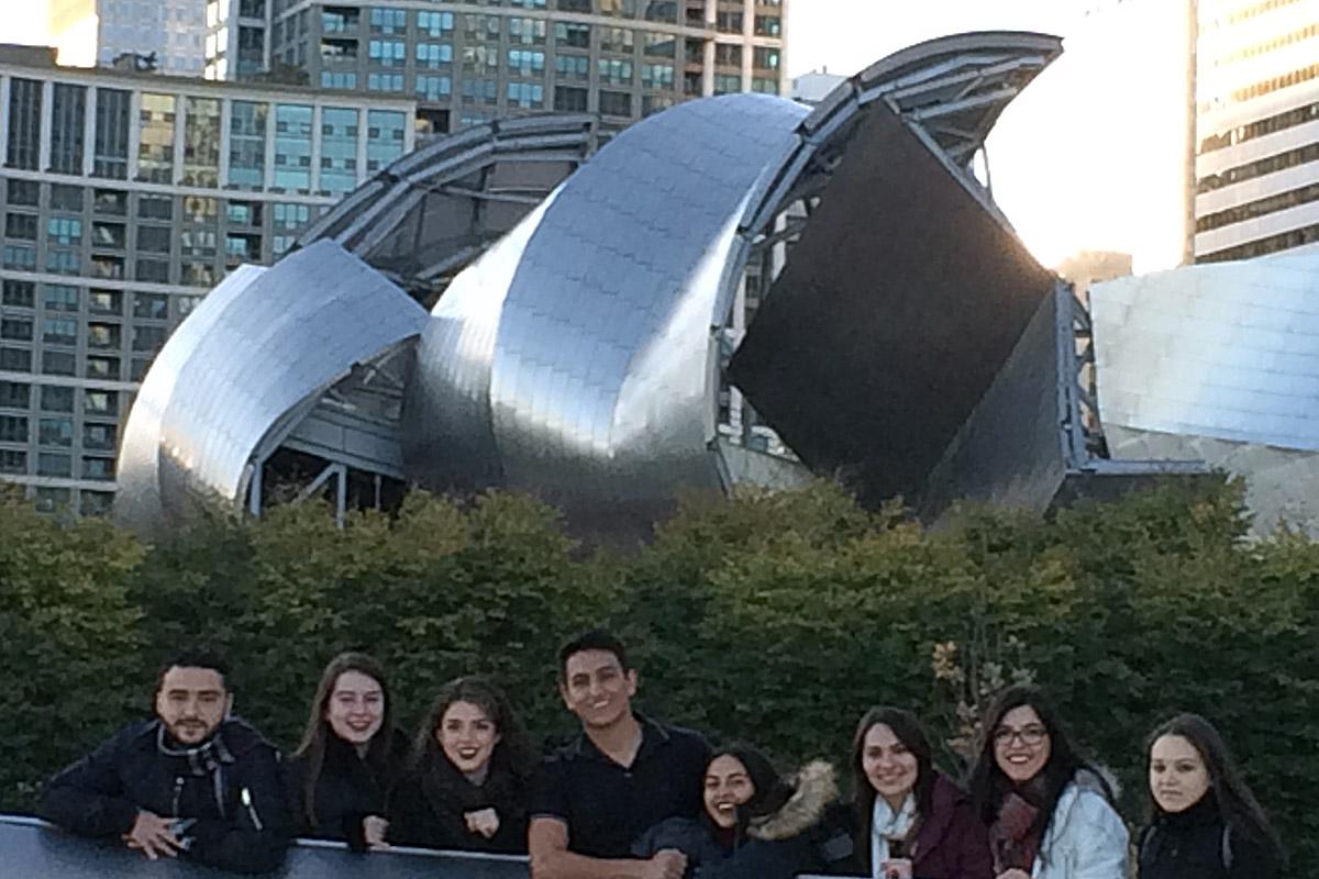 2 / 28 - Viaje a Chicago y Nueva York de la Escuela de Arquitectura
