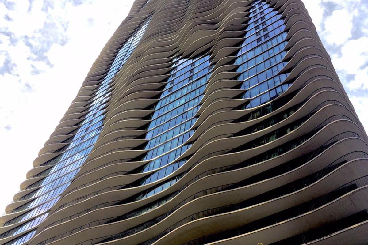 8 / 28 - Viaje a Chicago y Nueva York de la Escuela de Arquitectura