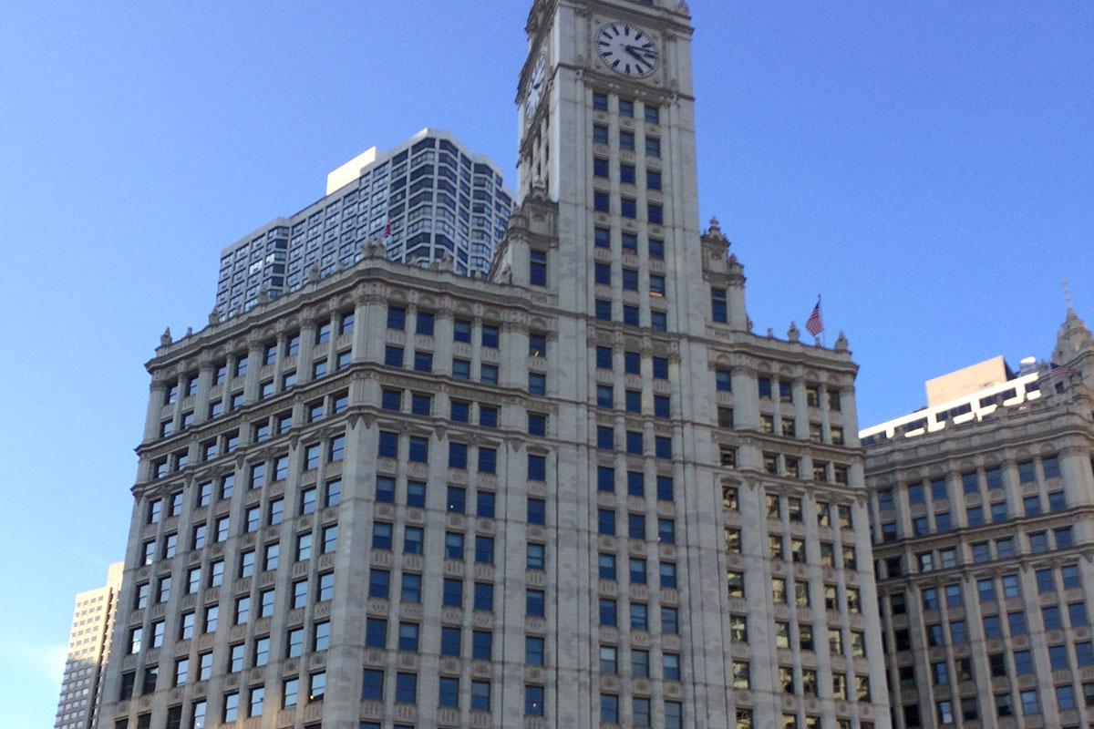 9 / 28 - Viaje a Chicago y Nueva York de la Escuela de Arquitectura