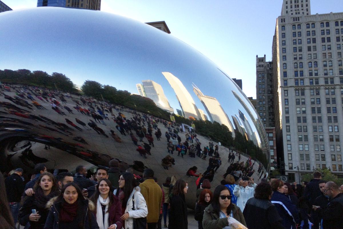 11 / 28 - Viaje a Chicago y Nueva York de la Escuela de Arquitectura