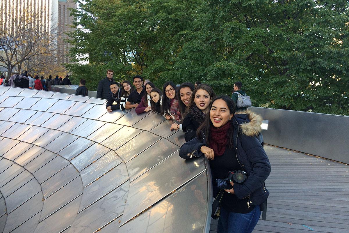 12 / 28 - Viaje a Chicago y Nueva York de la Escuela de Arquitectura