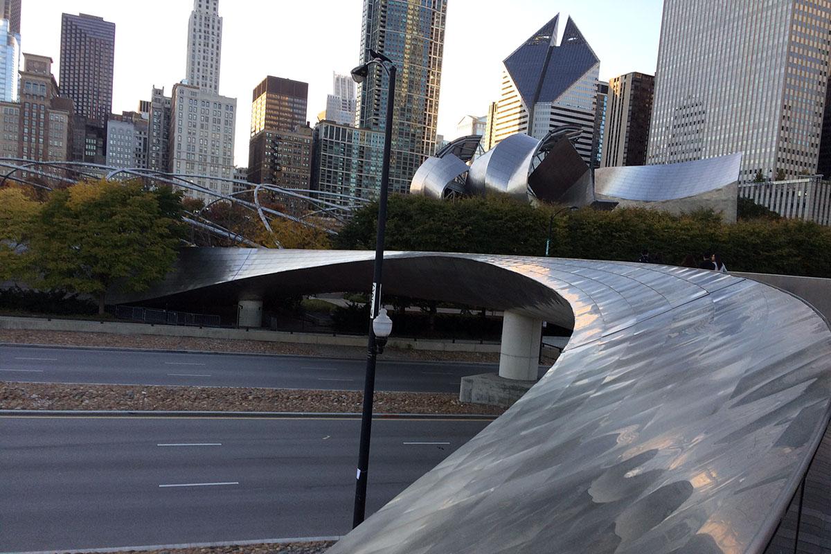 13 / 28 - Viaje a Chicago y Nueva York de la Escuela de Arquitectura
