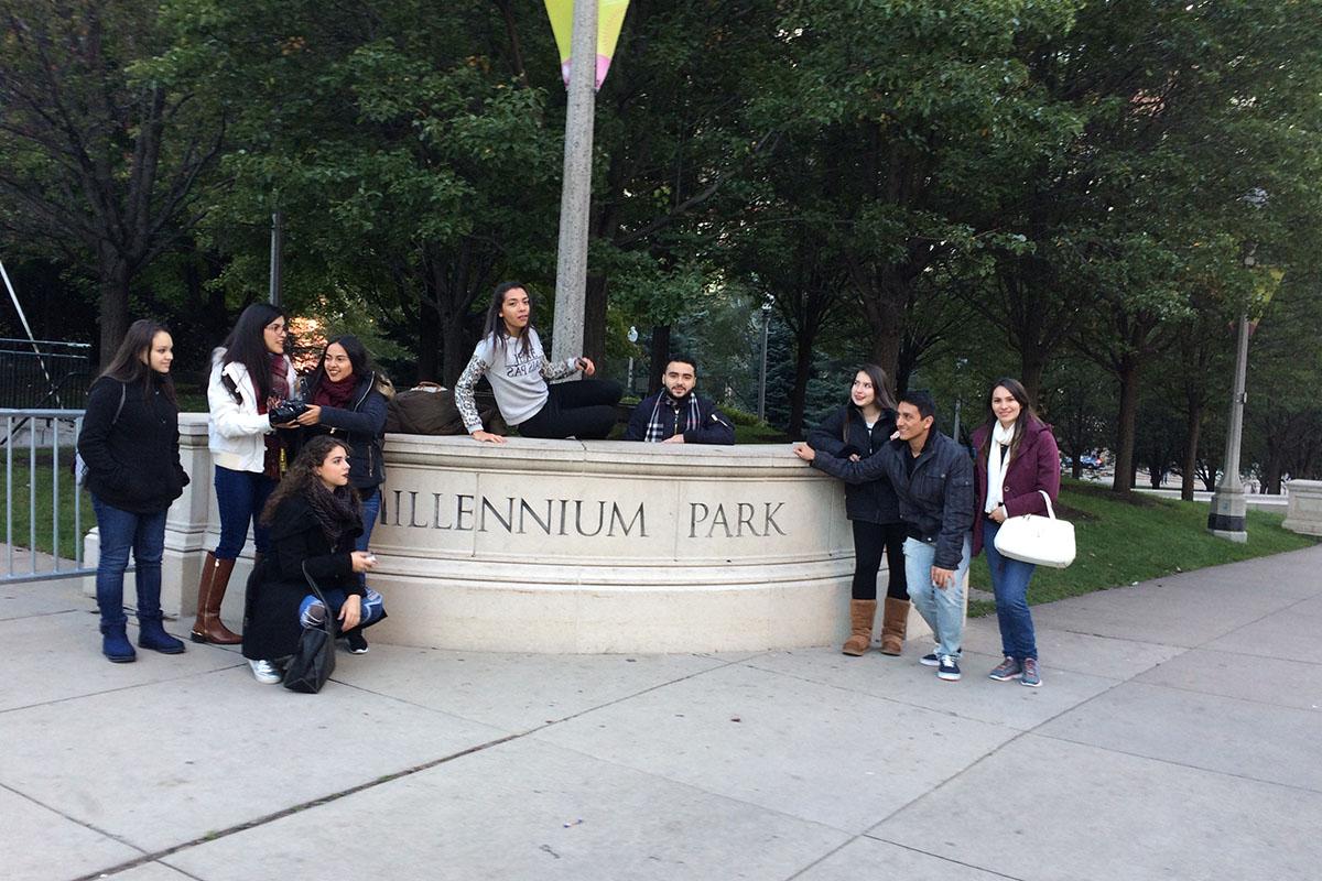 14 / 28 - Viaje a Chicago y Nueva York de la Escuela de Arquitectura