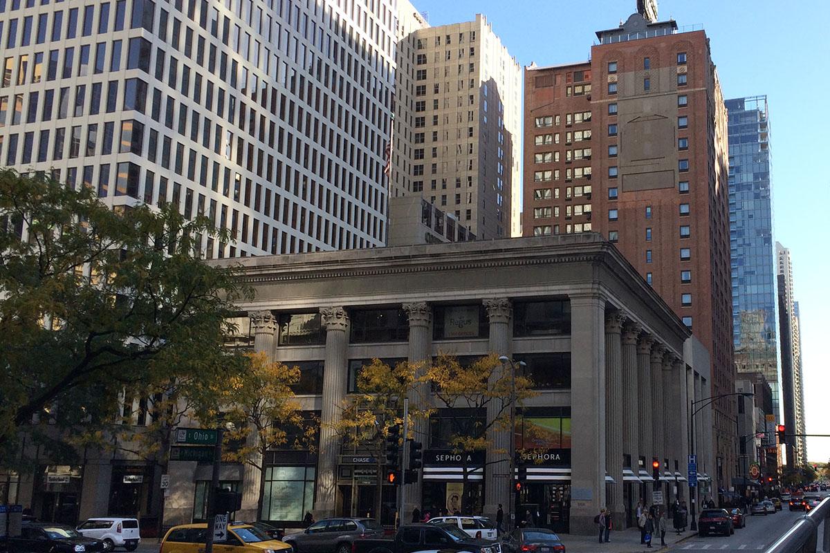 18 / 28 - Viaje a Chicago y Nueva York de la Escuela de Arquitectura