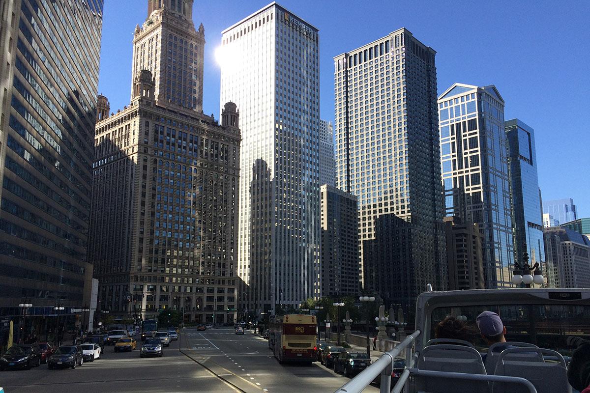 19 / 28 - Viaje a Chicago y Nueva York de la Escuela de Arquitectura