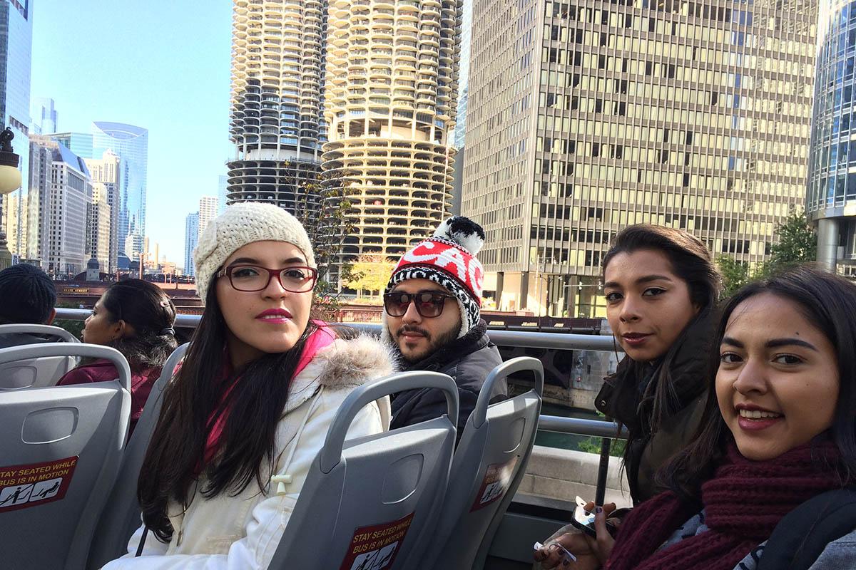 20 / 28 - Viaje a Chicago y Nueva York de la Escuela de Arquitectura