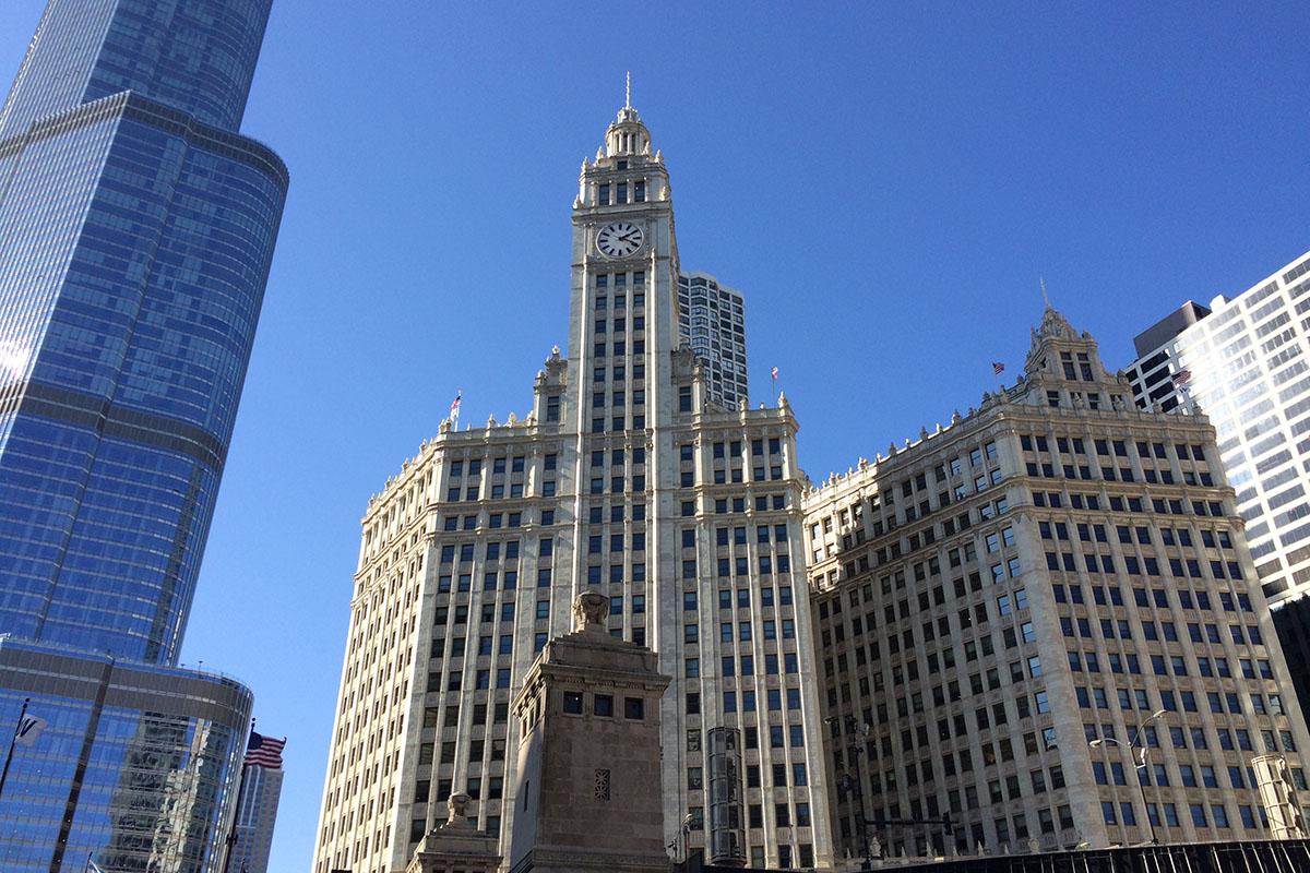 24 / 28 - Viaje a Chicago y Nueva York de la Escuela de Arquitectura