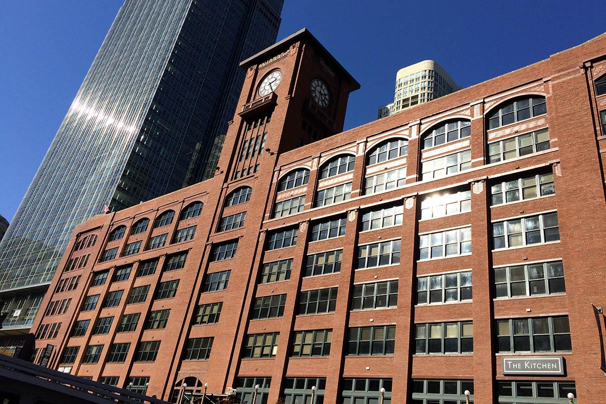 26 / 28 - Viaje a Chicago y Nueva York de la Escuela de Arquitectura