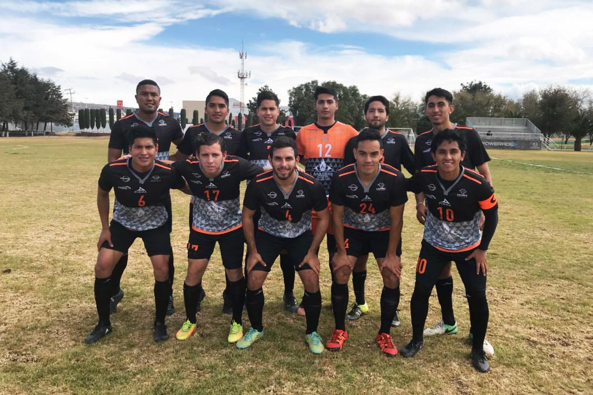 1 / 9 - Fútbol Soccer - ITESM Pachuca vs Leones Anáhuac
