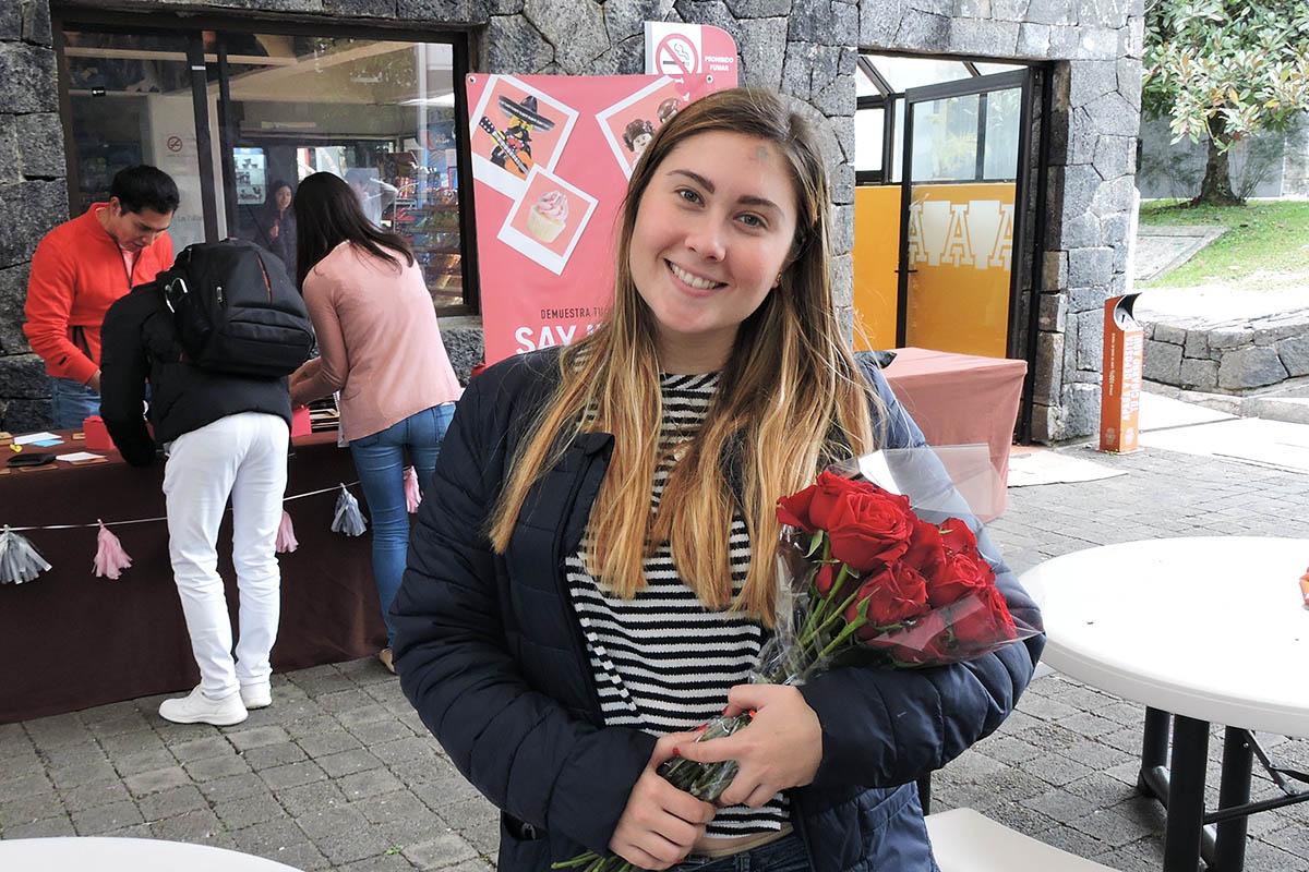 5 / 7 - Grupos Estudiantiles en el Día del Amor y la Amistad