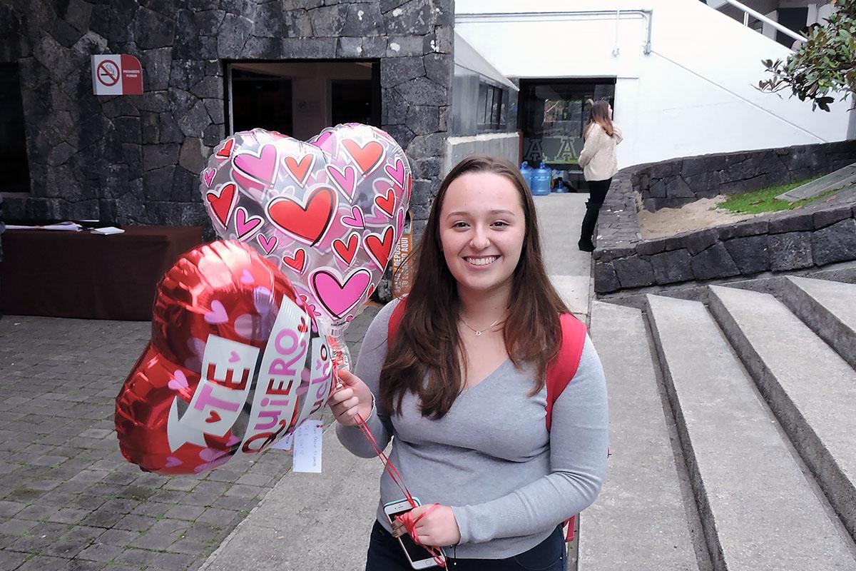 7 / 7 - Grupos Estudiantiles en el Día del Amor y la Amistad