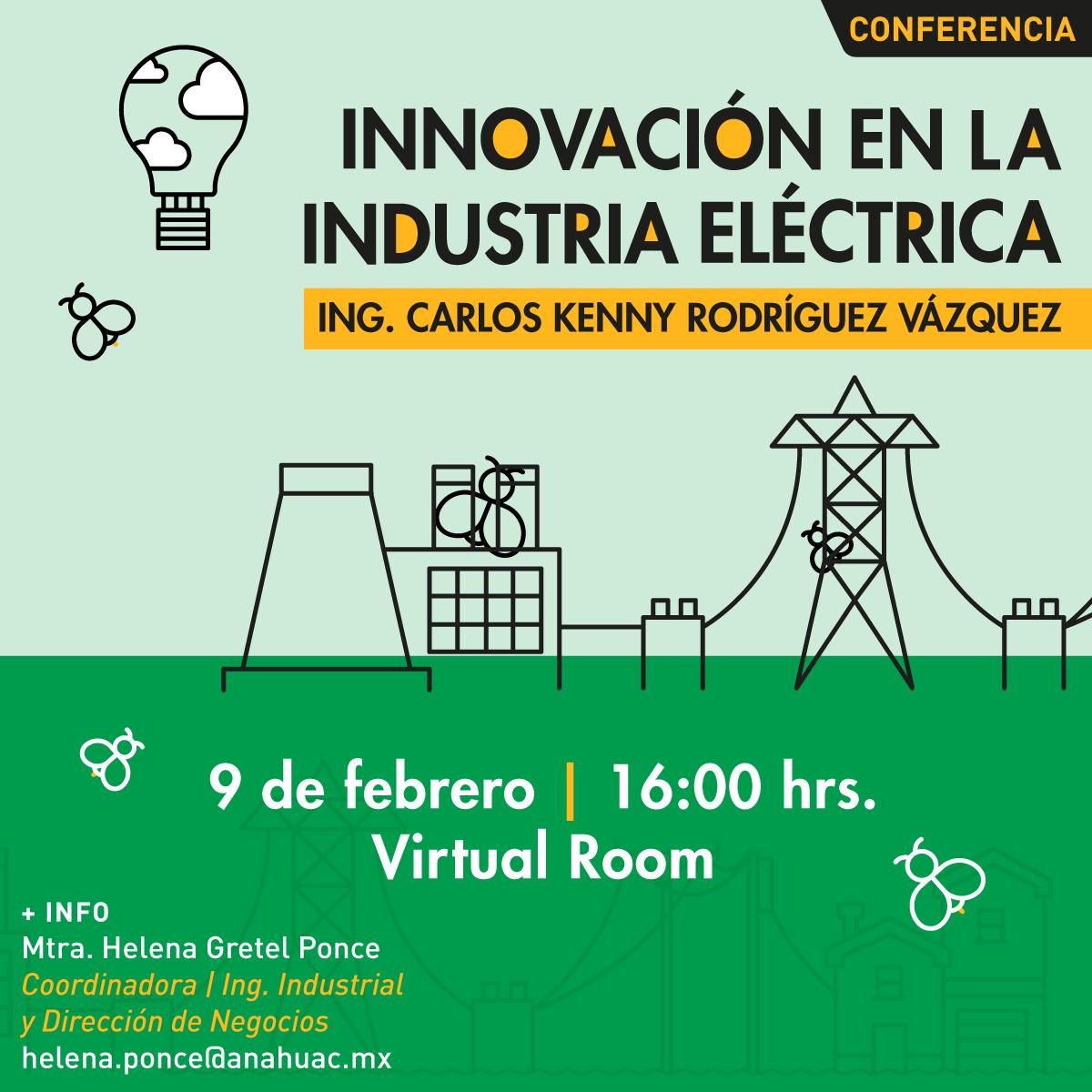 Innovación en la Industria Eléctrica
