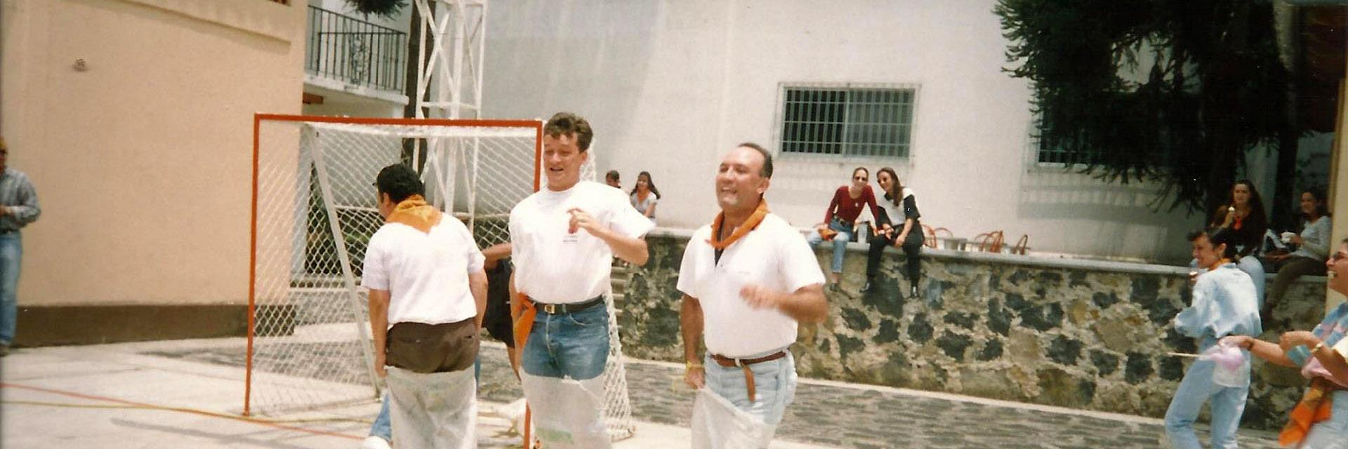 1994 / Primer Día Anáhuac.