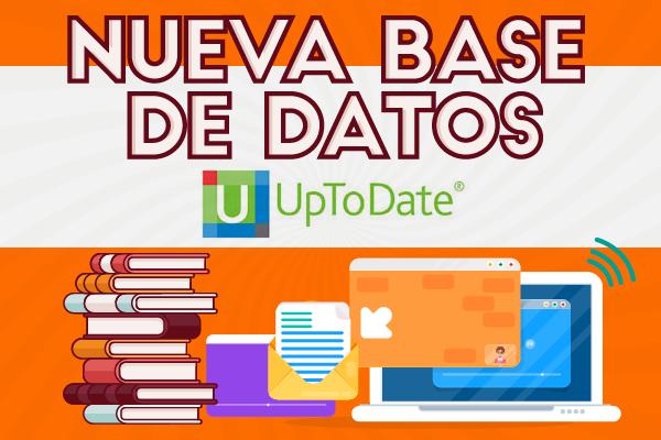 UpToDate, nueva Base de Datos