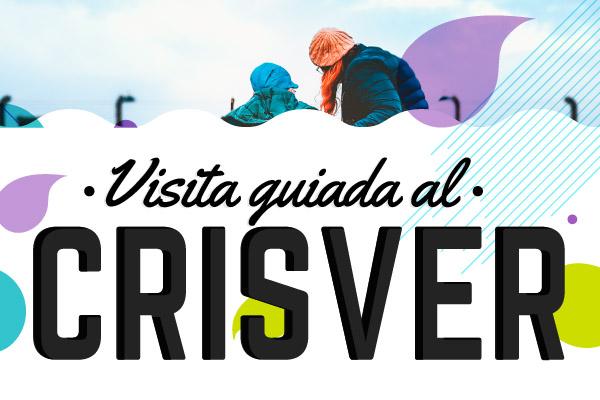 Visita guiada al CRISVER
