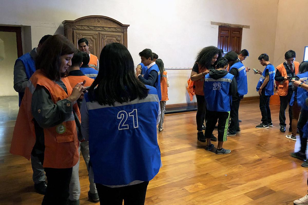 1 / 5 - Exitosa visita de Alumnos de Finanzas a la Ciudad de México
