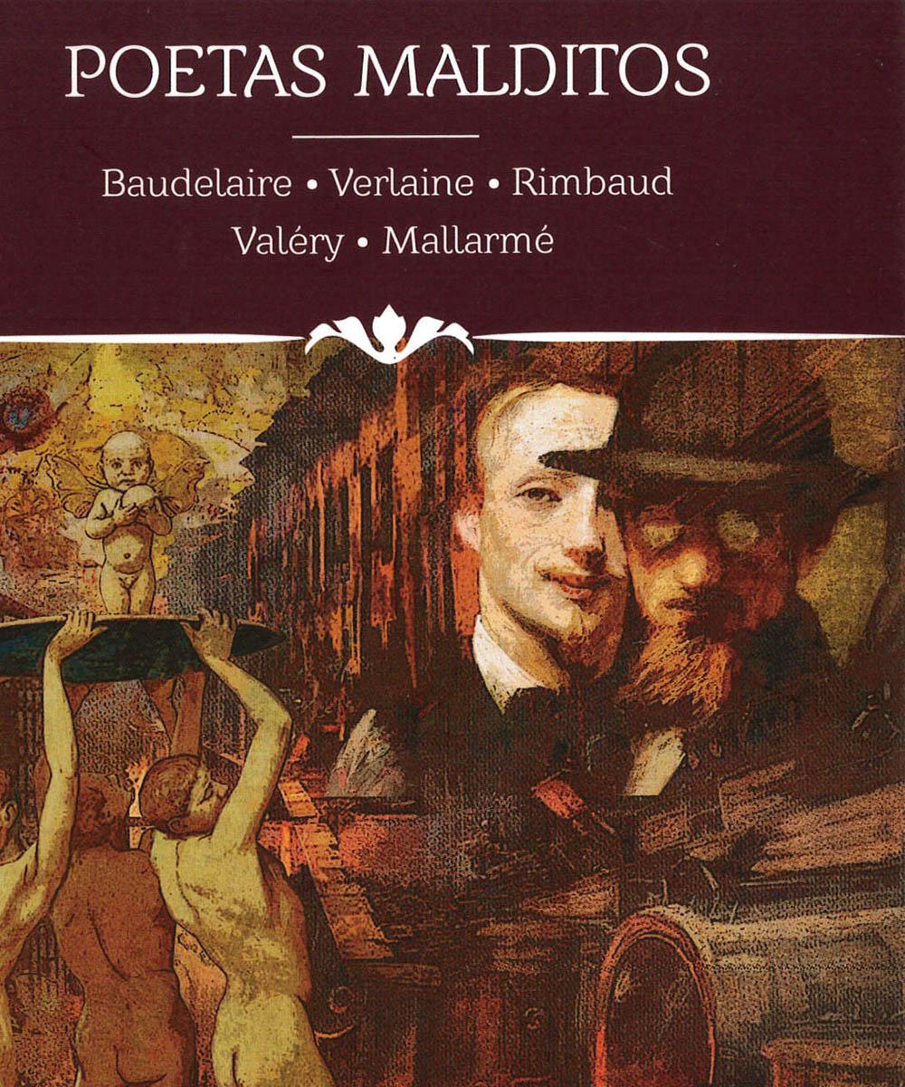 6 / 8 - PQ9261 V37 Poetas Malditos, Baudelaire - Mirlo, México 2016