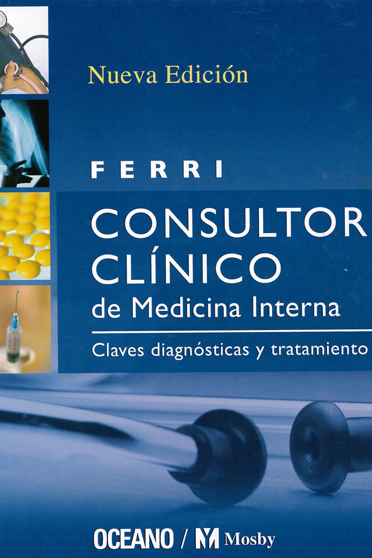 11 / 26 - RC55 F47 Consultor Clínico de Medicina Interna, VV.AA. - OCEANO / Mosby, España 2006